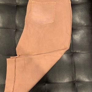 Lane Bryant Jeans - NWOT Lane Bryant 28R Girlfriend Cropped Jeans
